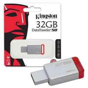 32GB Pen Drive USB 3.1 High Speed  Metal Pendrives Pendrives