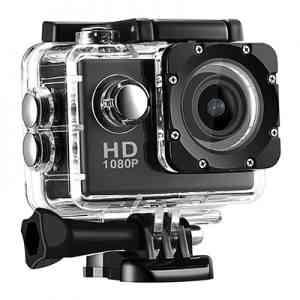 Action Camera HD 1080p 12MP Waterproof Sports Camera Camera