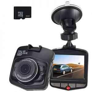 Blackbox DVR Car Dashboard Camera Vehicle Video Recorder