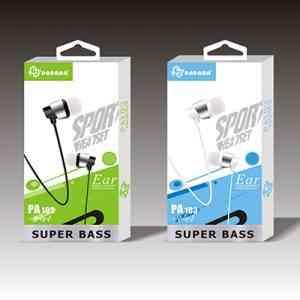 PAPADA PA103 Super Bass Hands free Headphones