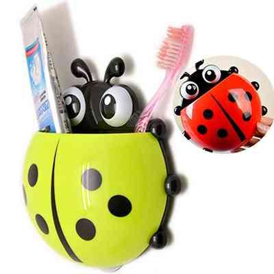 Ladybug Toothbrush Holder
