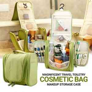 Magnificent Travel Toiletry Cosmetic Bag