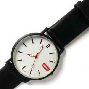 Men's White Analog Wrist Watch