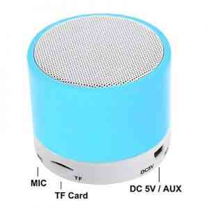 Universal Mobile Phone Music Mini Wireless Outdoor Portable Subwoofer
