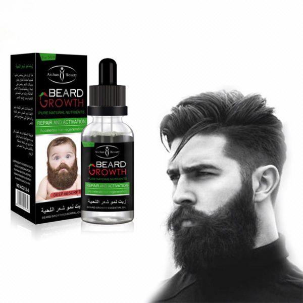 Moustache Beard Essential Oil