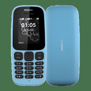 Nokia 105 (2017) Dual Sim Smartphones