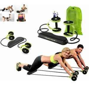 AB Wheel Roller/Revoflex Xtreme Workout Health & Beauty