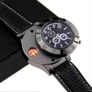 Cigarette Lighter Watch