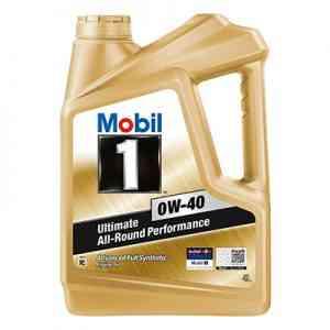 Mobil 1™ 0W-40 4L Auto Oils & Fluids