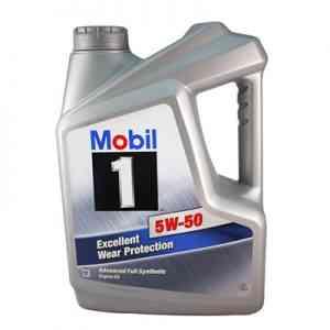 Mobil 1™ 5W-50 4L Auto Oils & Fluids