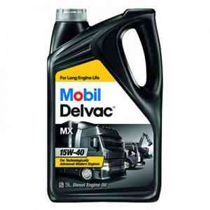Mobil Delvac™ MX 15W-40 5L Auto Oils & Fluids
