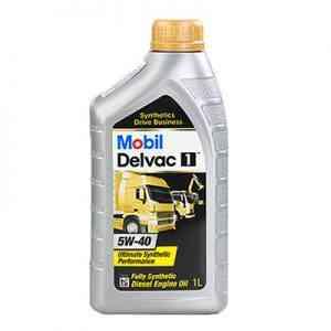 Mobil Delvac 1™ 5W-40 1L Auto Oils & Fluids
