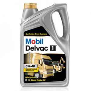 Mobil Delvac 1™ 5W-40 5L