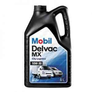 Mobil Delvac MX™ City Logistics 10W 30 6L Auto Oils & Fluids
