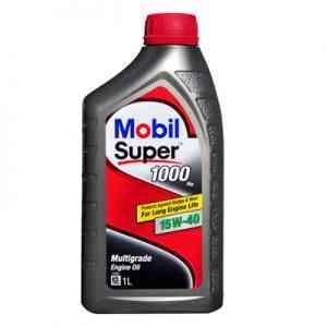 Mobil Super™ 1000 -15W-40 Auto Oils & Fluids