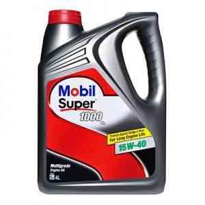 Mobil Super™ 1000 15W-40 4L Auto Oils & Fluids