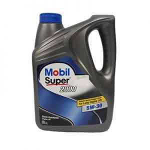 Mobil Super™ 2000 5W-30 4L Auto Oils & Fluids