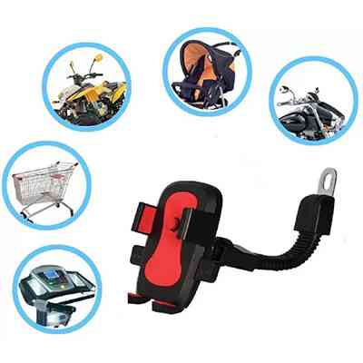 360 Cell Phone Holder for Bike Car Care Accessories
