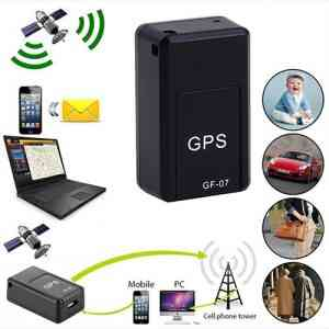 GF07 Mini GPS Tracker