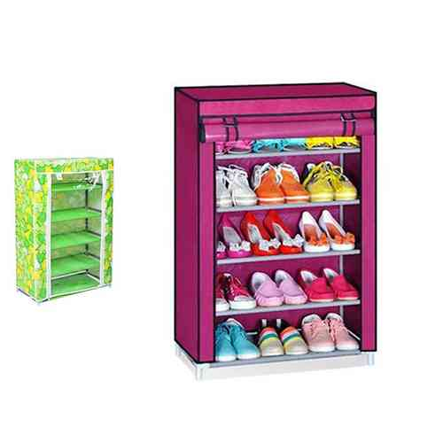 5 Layer Shoe Rack