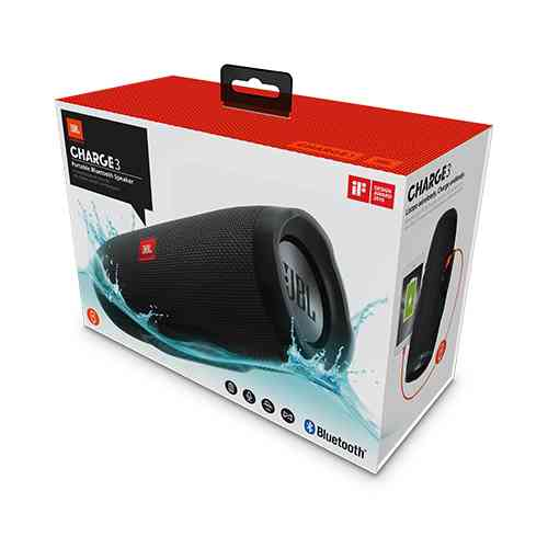 Buy Jbl Charge 3 Wireless Bluetooth Speaker Best Price Ido Lk