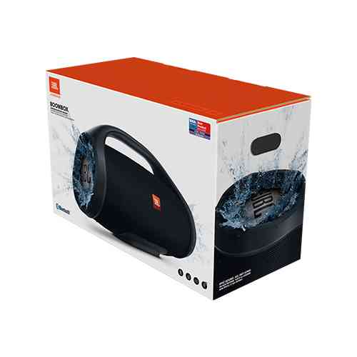 Boombox Portable Wireless Speaker Audio