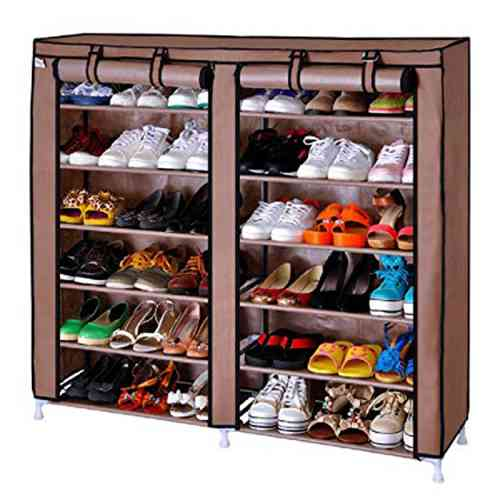 Double Side10 LayersShoe Rack Household Accessories