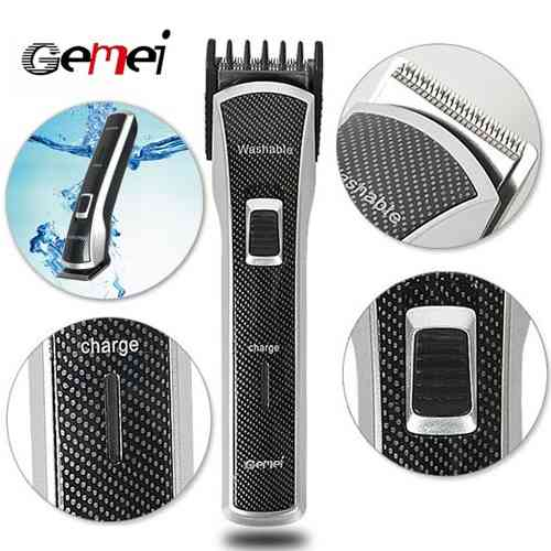 Gemi Rechargeable & Washable Hair Trimmer