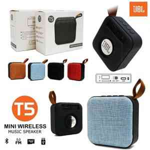 Mini Speaker Bluetooth JBL T5