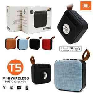 Mini Speaker Bluetooth JBL T5 Audio