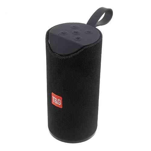 T&G TG113 Super Bass Splashproof Wireless Bluetooth Speaker