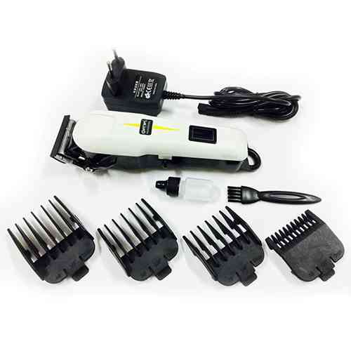 Gemei GM-6008 Rechargeable Hair Clipper Trimmer