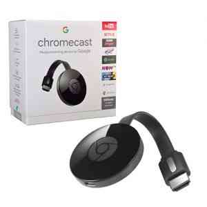Chromecast TV Streaming Device Android TV Box