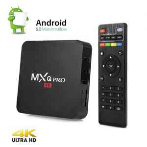 MXQ PRO 4K Android TV Box