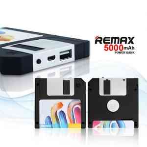 Remax Floppy Disk 5000mAh Power Bank Power bank