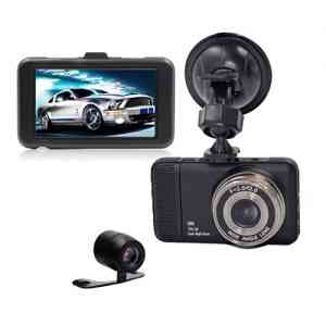 Dual Dvr Camera 1080P Full HD 150 Degree angle New 3.0″ CAR DVR CAMERA T659