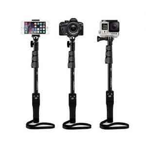 Tripods, Monopods & Bluetooth Selfie Sticks Tripods