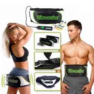 Vibroaction Massager Slim Belt Health & Beauty
