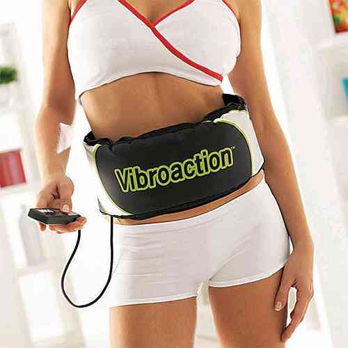 Vibroaction Massager Slim Belt