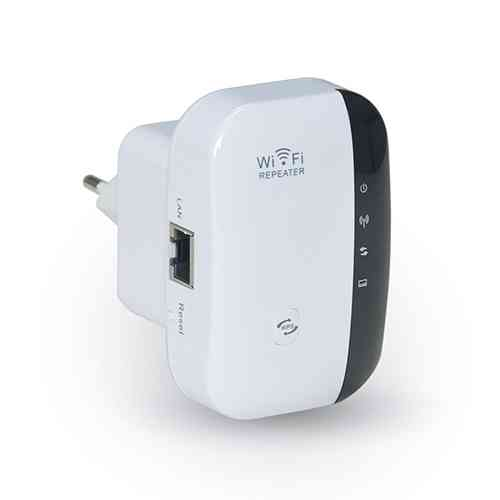 300M Wireless-N Wifi Repeater 2.4G AP Router Signal Booster Extender Amplifier Computer Accessories