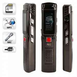 Digital Voice Recorder 8GB Voice Recorder GH-809 Gadgets
