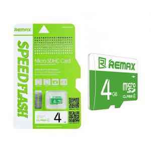 Original Remax 4 GB Micro SD Card