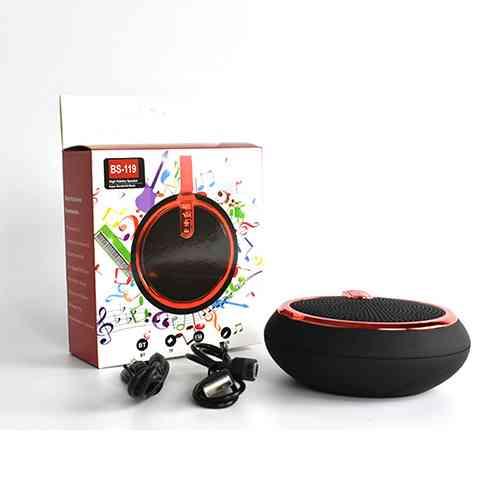 BS-119 Portable Mini Wireless Speaker Audio