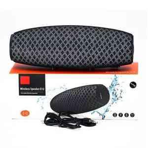 E12 Wireless Bluetooth Speaker Audio