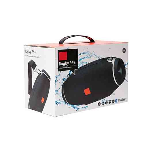 JBL RUGBY R6+ Wireless Bluetooth Speaker Lowest Price in Sri Lanka