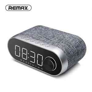Remax FM Multifunctional Alarm/Radio Bluetooth Speaker