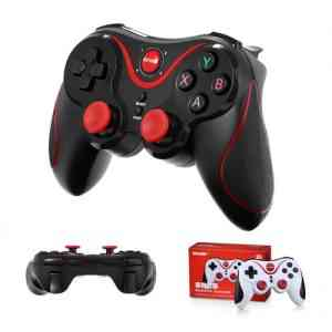S5 Wireless Bluetooth Gamepad Bluetooth 3.0 Joystick Game Controller