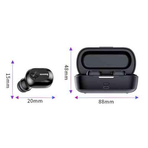 BASEUS Encok W01 TWS Wireless Bluetooth V5.0 Earphone