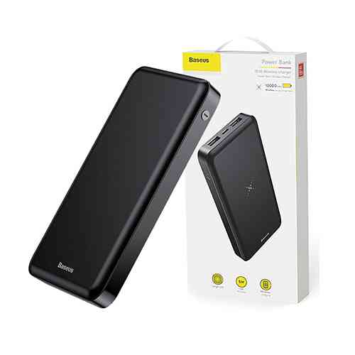 Baseus M36 Wireless Charger / Power Bank – 10000Mah Power bank