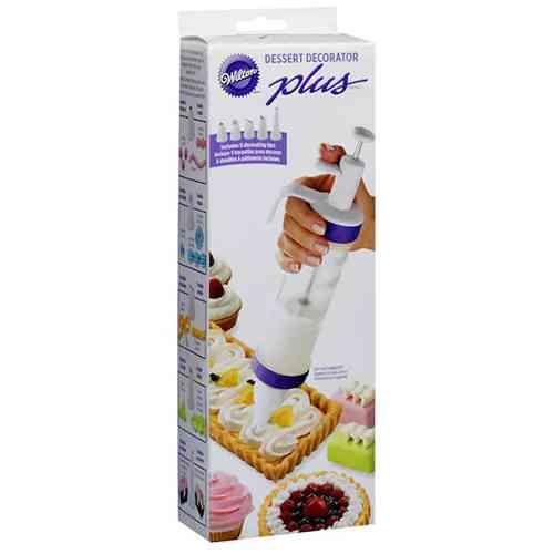Dessert Decorator Plus Cake Decorating Tool Home Appliances